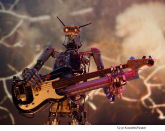 フランソワ・パシェの音楽系プロジェクトを紹介する記事「When-Robots-Write-Songs」