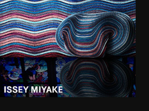 ISSEY MIYAKEとのコラボレーション