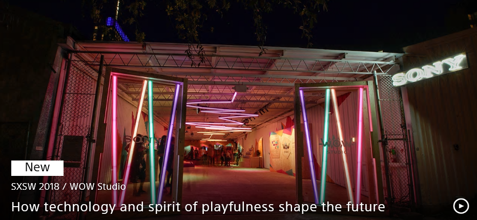 How technology and spirit of playfulness shape the future