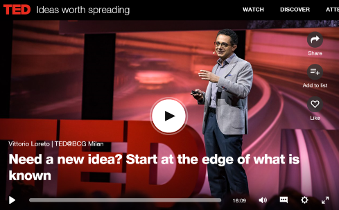 Vittorio Loreto TEDトーク